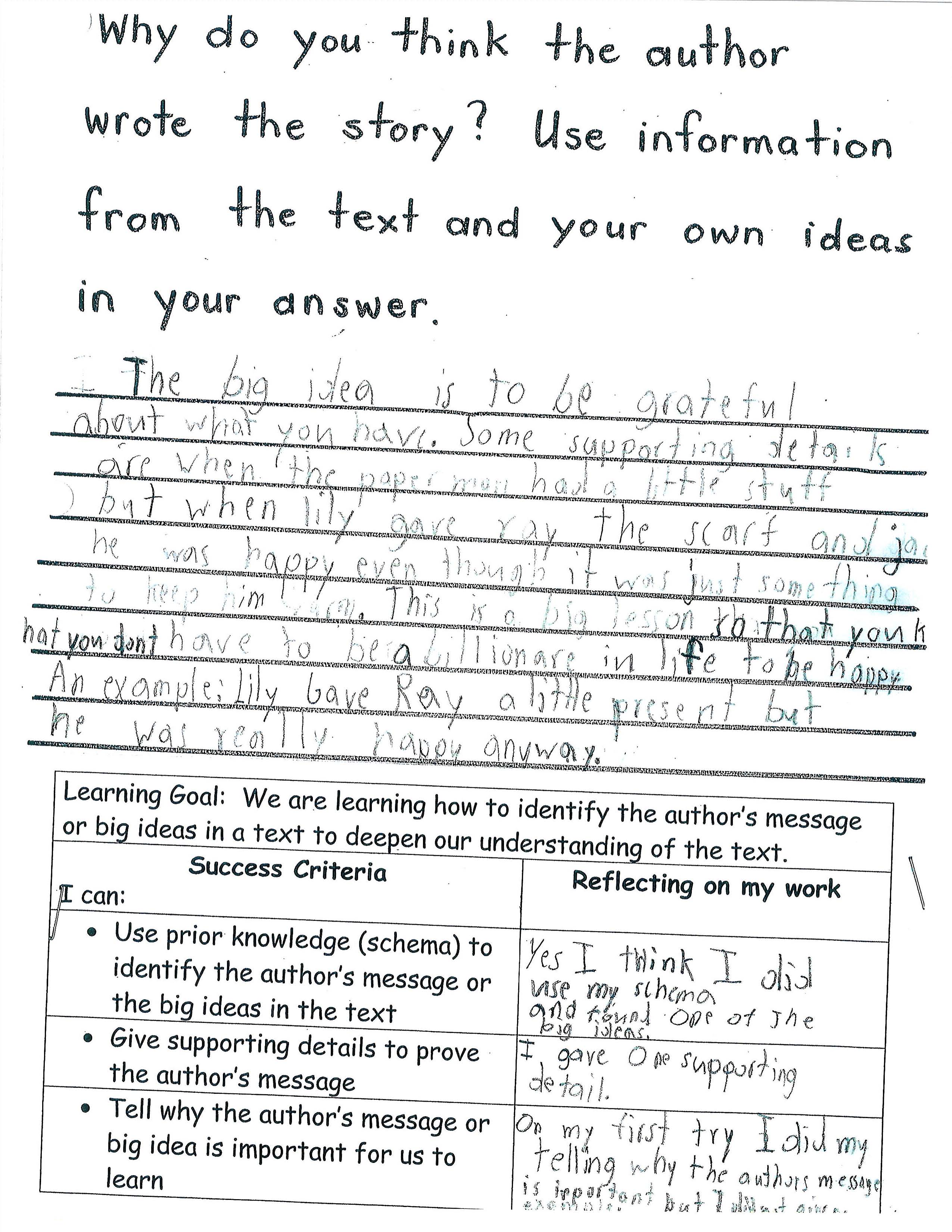 writing reflective essay examples isale